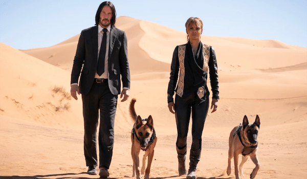 JOHN WICK: CHAPTER 3 - PARABELLUM (2019) Movie Trailer 2: Keanu Reeves & Halle Berry Join Forces To Survive